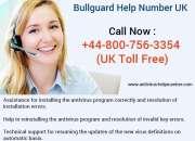 Call us Bullguard Technical Help Number UK 0800-756-3354