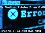 How to fix brother printer error 0x803c010b | 44-800-046-5291