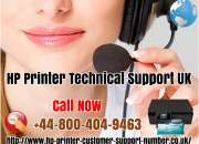 HP Printer Technical Support UK 8004049463