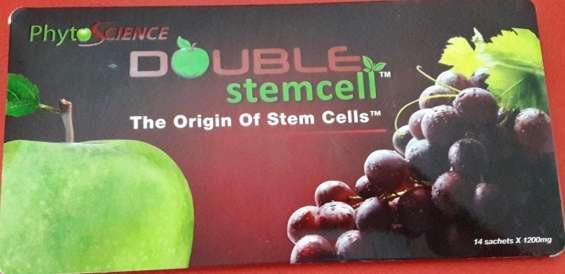 Phytoscience double stemcell product for stress and illness.