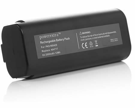 2.0ah for paslode 404717 impulse oval 6v battery im350 im350a
