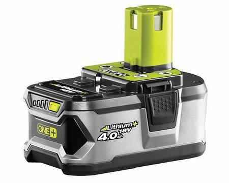 4.0ah 18v lithium ion battery for ryobi p108 rb18l40 bpl1825