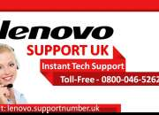 Lenovo technical support uk 0800-046-5262