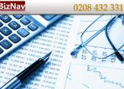 Bookkeeping services Croydon