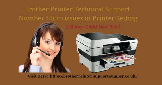 Brother printer support help number uk