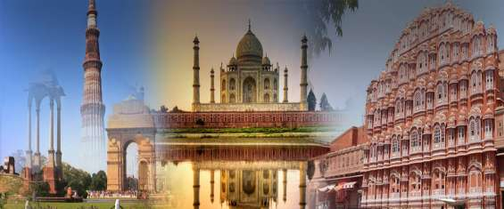 Golden triangle tour with rajasthan at india luxury travel company