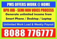 Online jobs   bangalore   make money