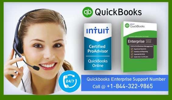 Quickbooks enterprise support   +1 844 322 9865