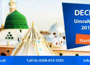 Umrah packages uk with flights 2017 cheap deals
