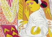 K G Subramanyan | K G Subramanyan Serigraphs | Modern Indian Art