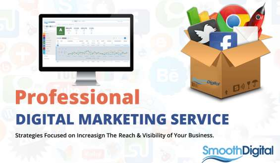 Trusted online marketing agency in london