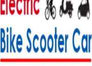 Buy Electric Scooter Online - The Electric Motor Shop