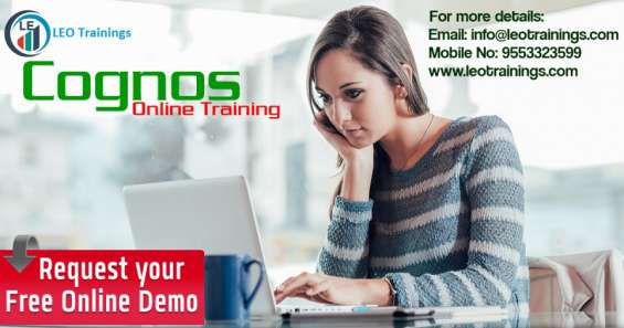 Cognos online training london