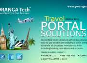 Travel Software Agency in London, UK : +44 020 80991011