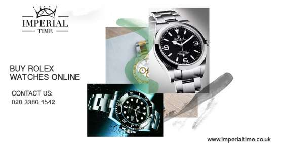 Buy rolex watches online