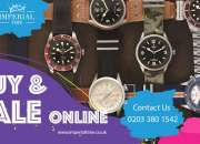 Sell luxury watches UK