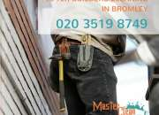 After builders cleaners bromley