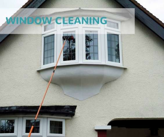 Window cleaning in bromley
