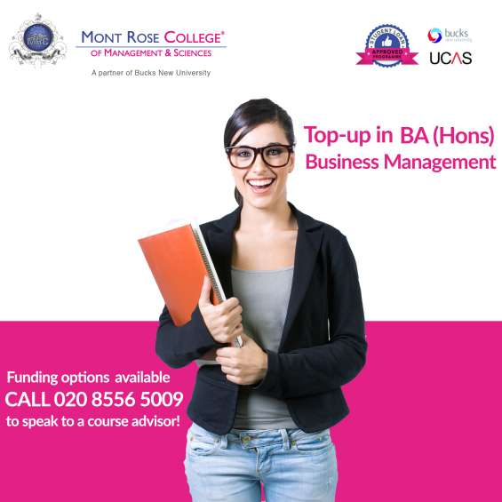 Choose the right ba business management course