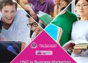 How to choose the hnd level 5 business management