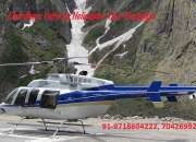 Chardham Yatra by Helicopter Tour Packages for Pilgrimages