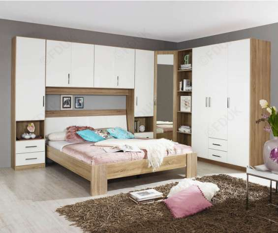 Rauch furniture samos overbed unit