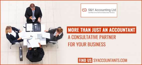S&y accountants in ilford, tax returns services barking