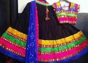 Stunning and traditional chaniya choli at fashion ka fatka