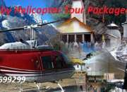 Chardham Yatra by Helicopter Tour Package