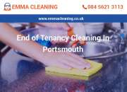 Reliable End of Tenancy Cleaning in Portsmouth
