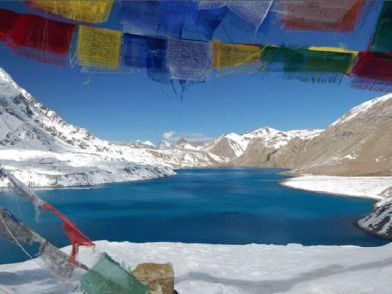 Tilicho lake,mugu,nepal
