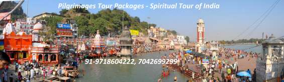 Pilgrimages tour packages ~spiritual travels of india