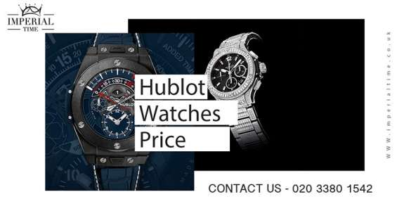 Hublot watches price
