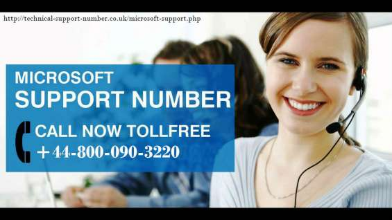 Microsoft technical support +44-800-090-3220 helpline number uk