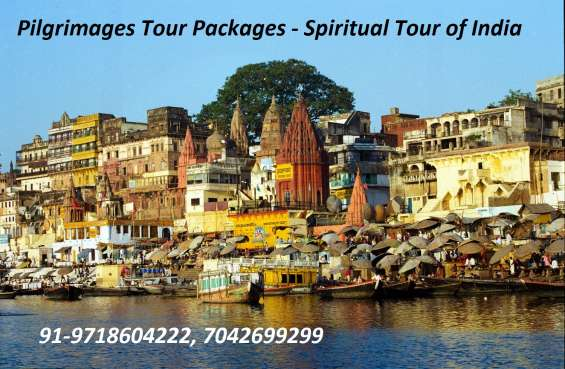 Pilgrimages tour packages and spiritual tour of india