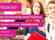 Choose the best business accounting and finance courses in uk