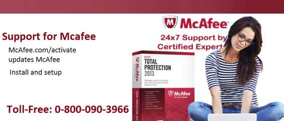 Mcafee com activate 0-800-090-3966 mcafee help number