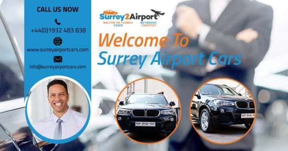 Elmbridge airport taxi transfer services