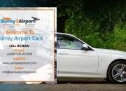 WALTON-ON-THAMES AIRPORT TAXIS TRANSFER SERVICES