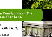 Best Funeral Plan in UK for Your Eternal Journey and hire a Funeral Event Planner with Fix