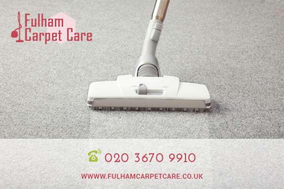 Carpet cleaning services in fulham area