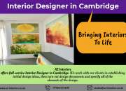 Interior Designer in Cambridge