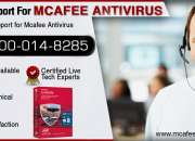 Mcafee secure customer support-0800-014-8285
