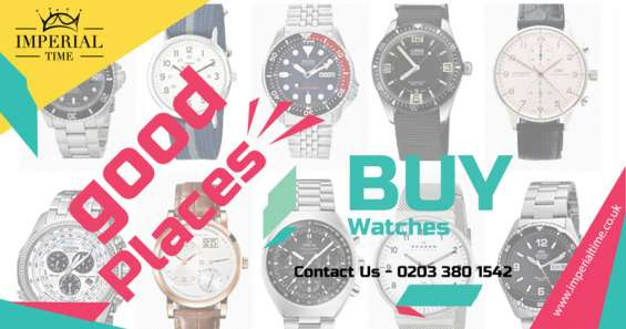 Good places to buy watches