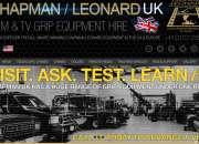 Film Camera Grip Equipment Hire London Chapman UK