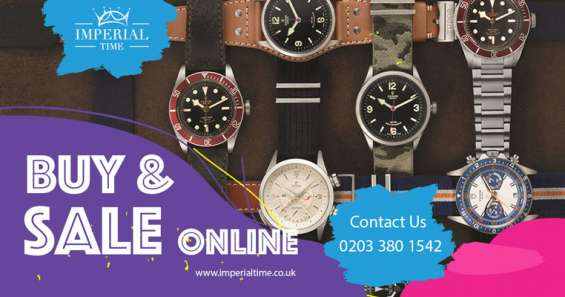 Sell watches online uk