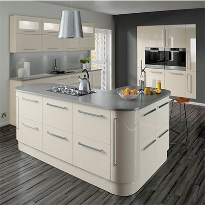 Buy high gloss kitchen doors at topdoors