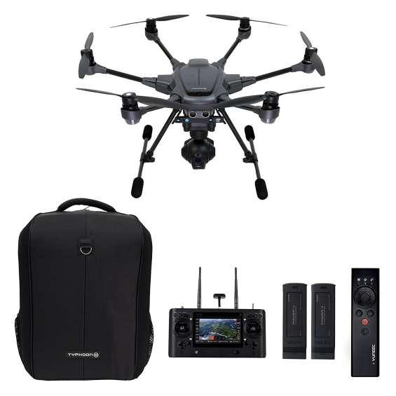 Yuneec typhoon h – bests drones