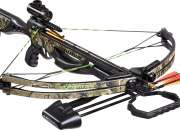 Barnett jackal crossbow package (quiver, 3 – 20-inch arrows and premium red dot sight)
