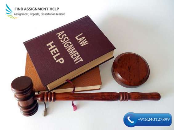 Law assignment writing-find assignment help